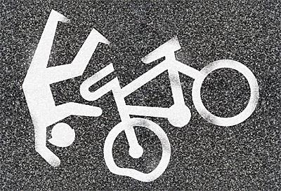 EHBO op de racefiets of mountainbike