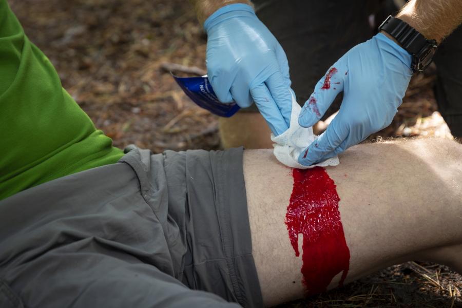 Bloedstollend! Hemostatische middelen bij EHBO