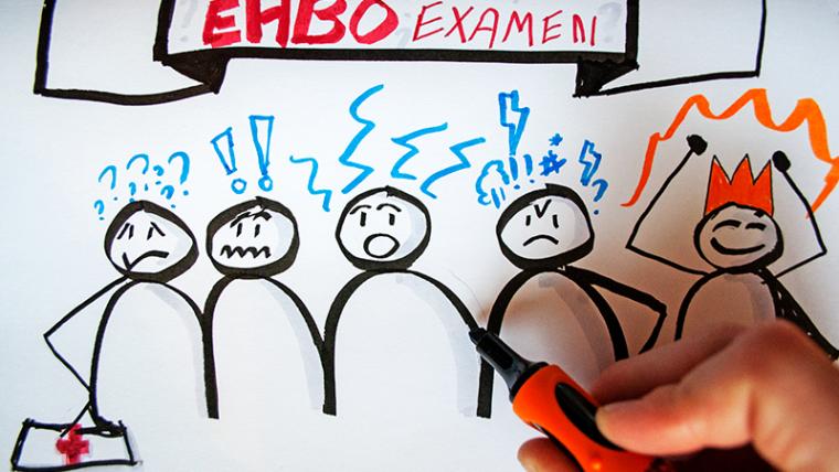Hoe overleef je het EHBO examen? 10 tips